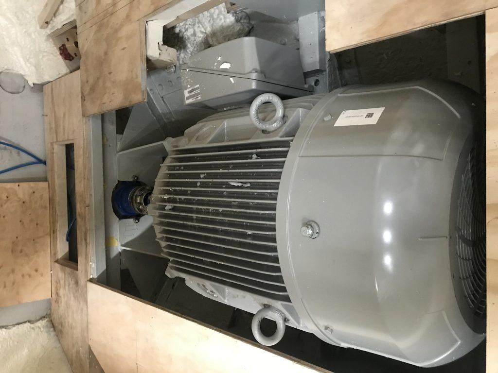 Elektromotor VOF De Vooruitgang